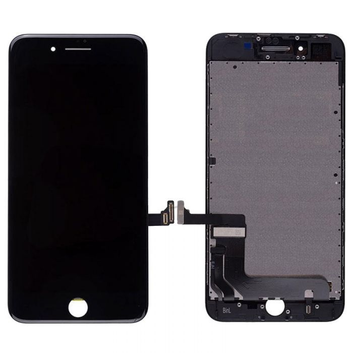 Lcd Assembly For Iphone 8 Plus Deluxe Quality Aftermarket Made By Fvg Black Iphone Iphone 8 Plus Lcd