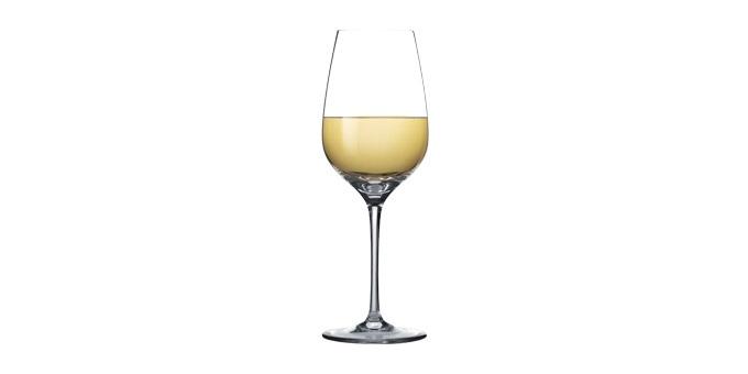 Poháre na biele víno Sommelier 340ml, 6 ks