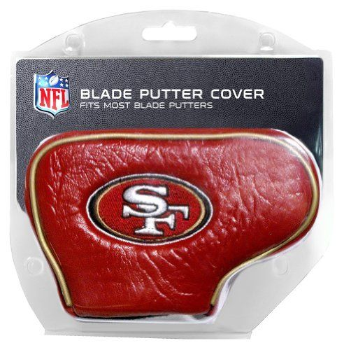 NFL San Fransisco 49ers Blade Putter Cover by Team Golf. Save 15 Off!. $16.95. NFL San Fransisco 49ers Blade Putter Cover