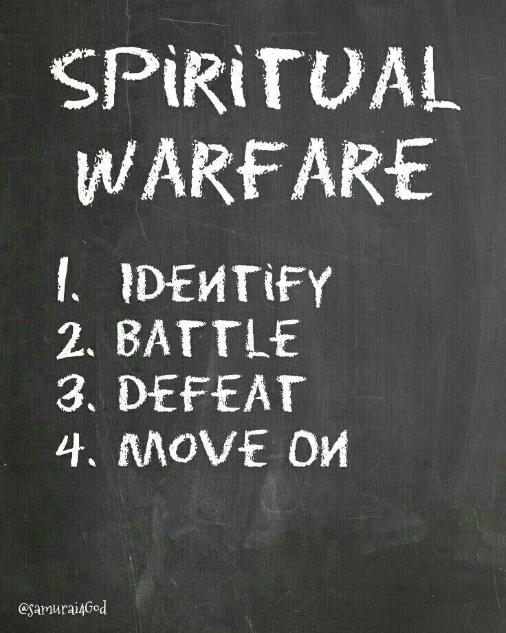 Best 25+ Spiritual Warfare Ideas On Pinterest