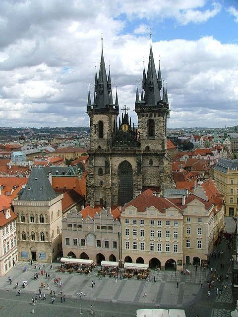 Historic Centre of Prague, World Heritage