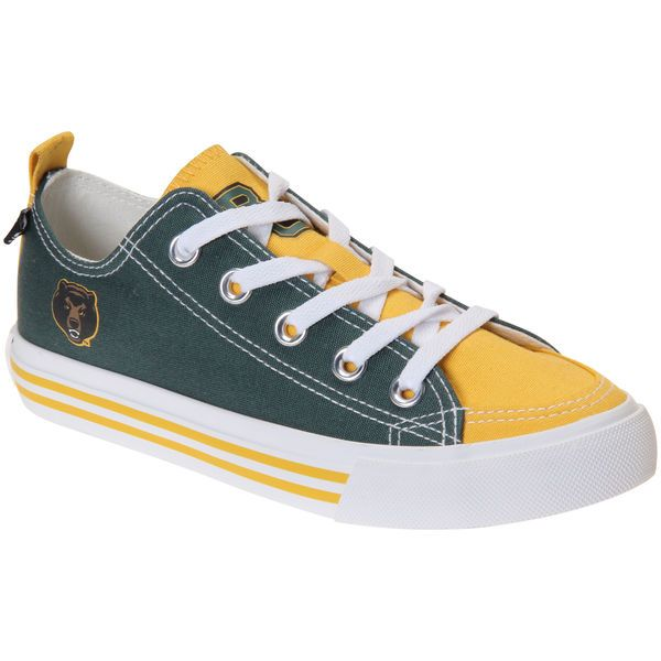 Baylor Bears Snicks Women's Low Top Sneakers - $44.99