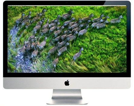 New Rumor Says Retina iMac Coming October 2012