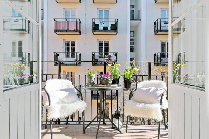 Inspiración terrazas pequeñas+descargables | Ninala Home