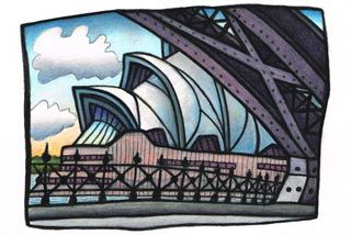 Drafting the history of an inimitable icon http://www.theage.com.au/entertainment/art-and-design/drafting-the-history-of-an-inimitable-icon-20131024-2w3bj.html