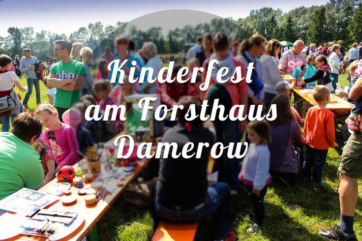 #Kinderfest am #Forsthaus #Damerow auf #Usedom - 31.05.2015  http://www.exklusiv-usedom.de/blog/kinderfest-am-forsthaus-damerow.html?utm_content=buffer29cab&utm_medium=social&utm_source=pinterest.com&utm_campaign=buffer