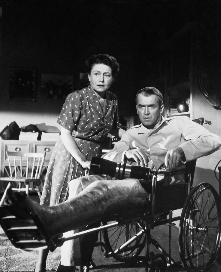 rear window hitchcock essay A study of hitchcock's film the rear window  weber is especially known for his essay the  in our study of the rear window we will emphasise that the.