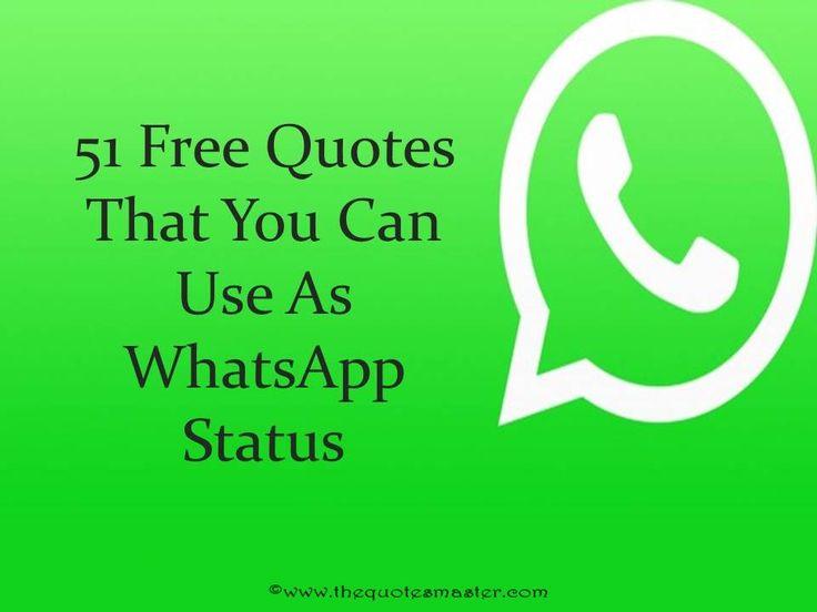Free Whatsapp Status Quotes, Funny Whatsapp Status Quotes