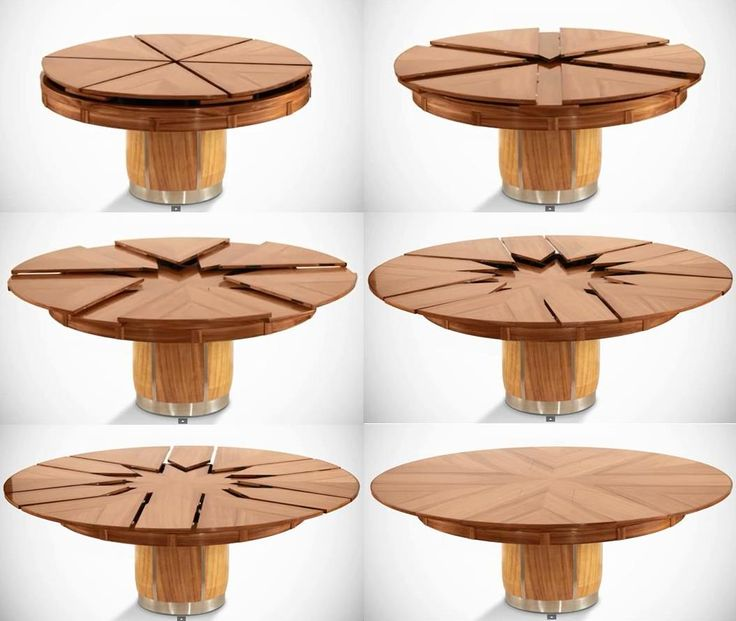Expandable Table Fletcher Burwell Open Expandable Table2 Image Courtesy Interieur Style