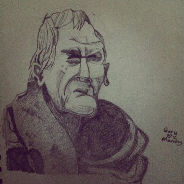 Maester Aemon of the Nights Watch