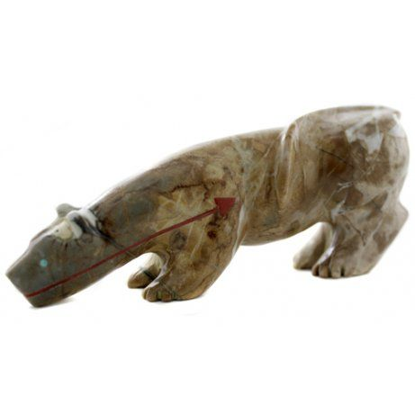 Fetishes Zuni Animal Carvings Native American Stone