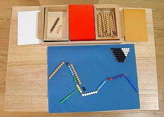 Addition Snake Game - MontessoriAlbum