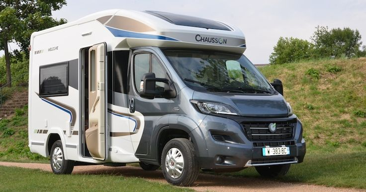 Chausson 550 2015 Clever Camper Vehicles Pinterest