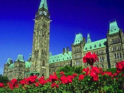 Parliment Hill, Ottawa, Ontatio, Canada