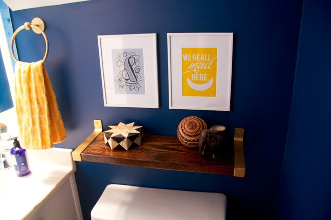 Add some character to your bathroom with these budget-friendly design ideas