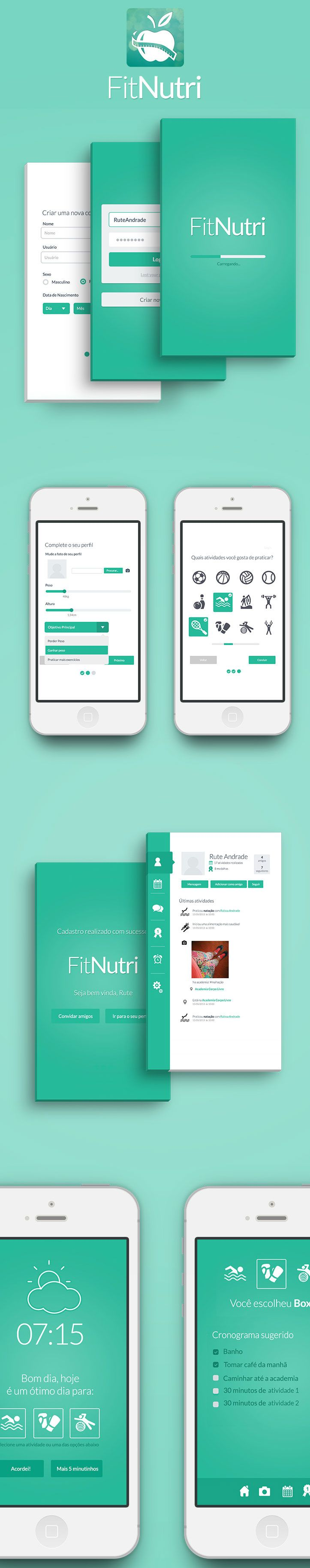 App Design Ideas ui design folding app Find This Pin And More On The Internets Design
