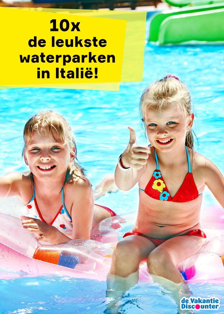 Water, water en nog meer water. Daar heb je vaak behoefte aan tijdens een warme zomerse en zonnige dag in Italië. Italië kent prachtige meren als het Gardameer waar je terecht kunt voor verkoeling, maar helemaal het einde – zeker voor kinderen! – is een dagje naar een waterpark. In dit artikel komen de tien leukste waterparken in Italië dan ook aan bod.