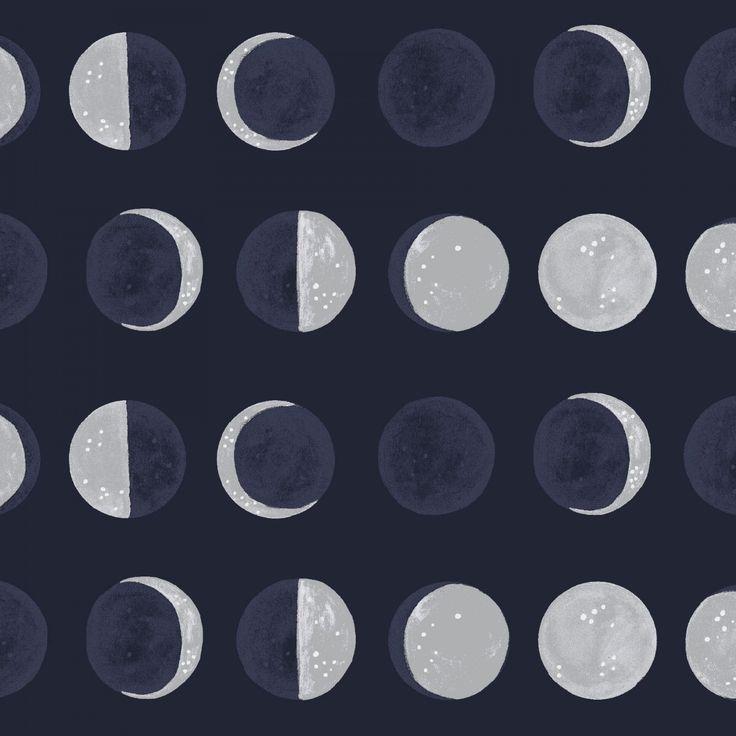 Moon fáze měsíce