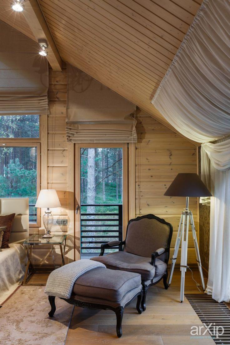Фото спальня - интерьер, квартира, дом, спальня, неоклассика, 30 - 50 м2, камин, печь