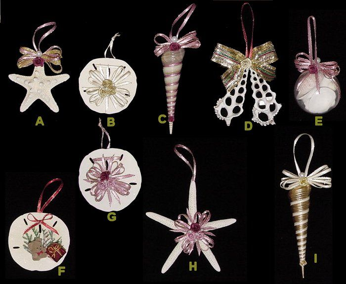 17 best images about shells on pinterest martha stewart for Miniature tree decorated with sea shells