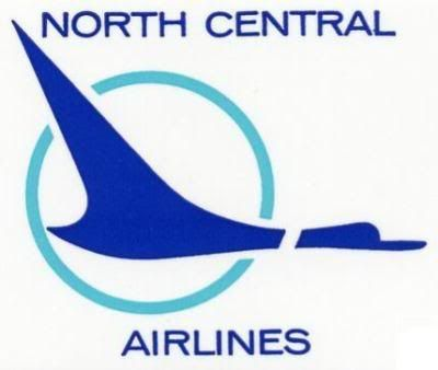 North Central Airlines Logo Girls And Ladies Pinterest