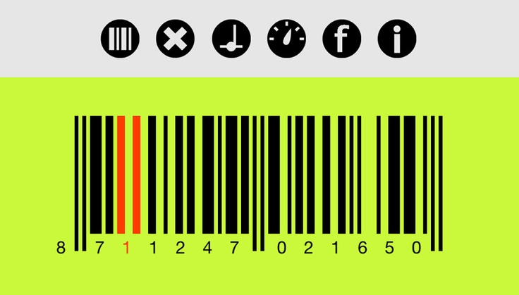 Barcodas iPhone App Turns Barcodes Codes into Electronic Music