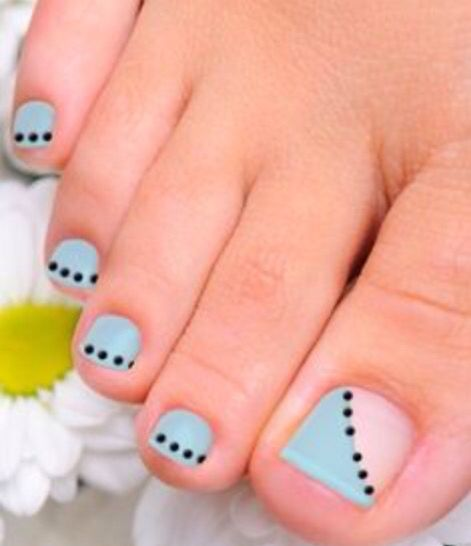 Simple Toe Nail Art Designs: 50 Best Spring Toe Nail Art Designs Images On Pinterest