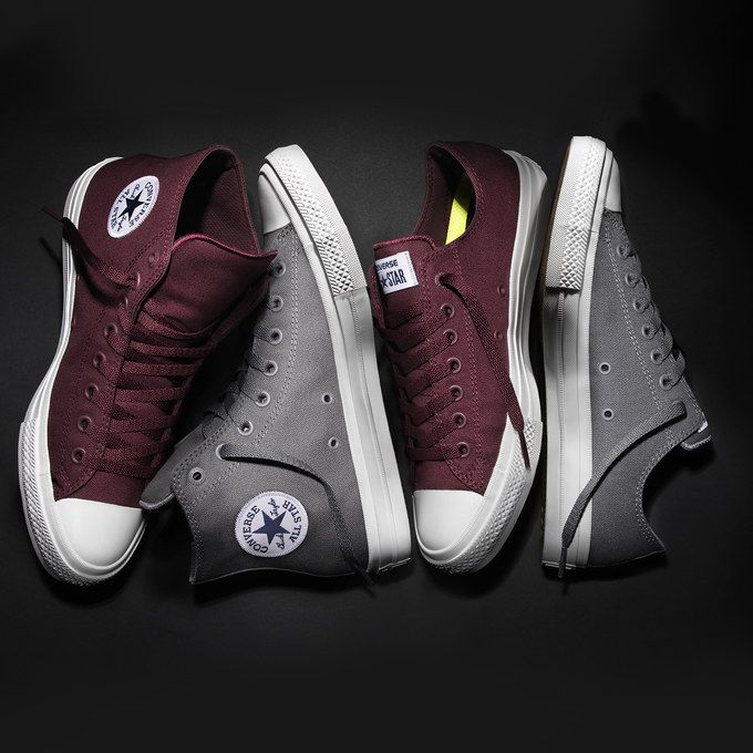 Converse Unveils Converse II in Fall Colors | GQ