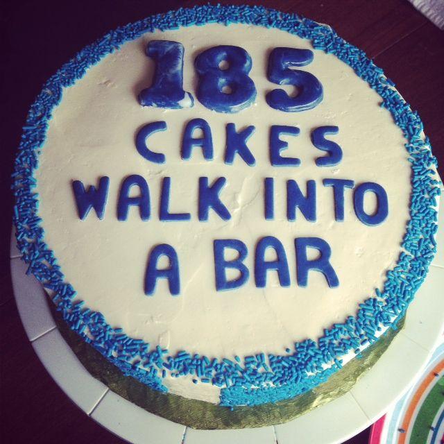 ComedySportz cake pt.1  #SweetSweetJules