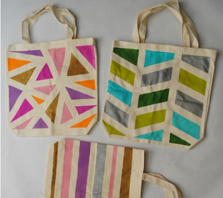 DIY Tote Bags, Easy Tote Bag Crafts | Disney Baby