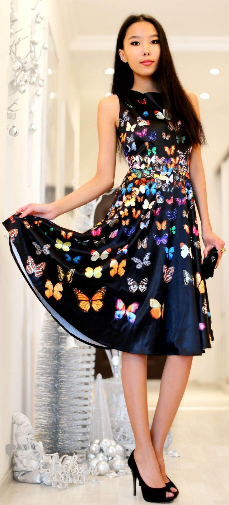 Find great deals on eBay for black butterfly dress. Shop with confidence.