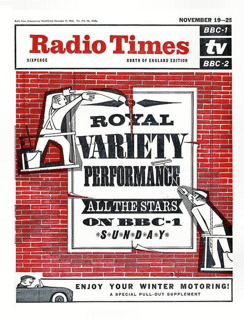 Royal Variety Show 1966