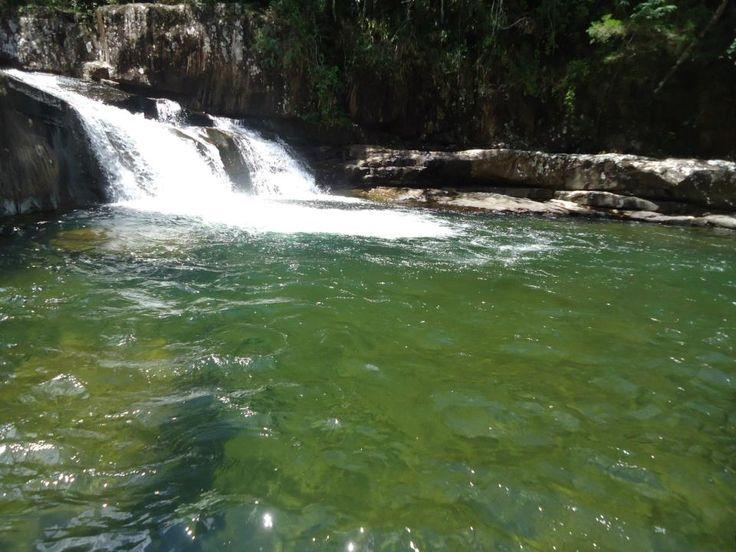 Cachoeira Pedra Roxa - Ibitirama