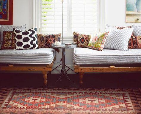 Deco cama turca