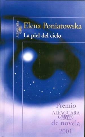 La piel del Cielo, Elena Poniatowska