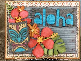 Plays Well With Paper: Aloha