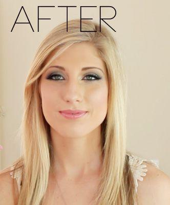 kandeej.com: The Perfect Prom or Wedding Smokey Eye Make-Up (Naked 2)