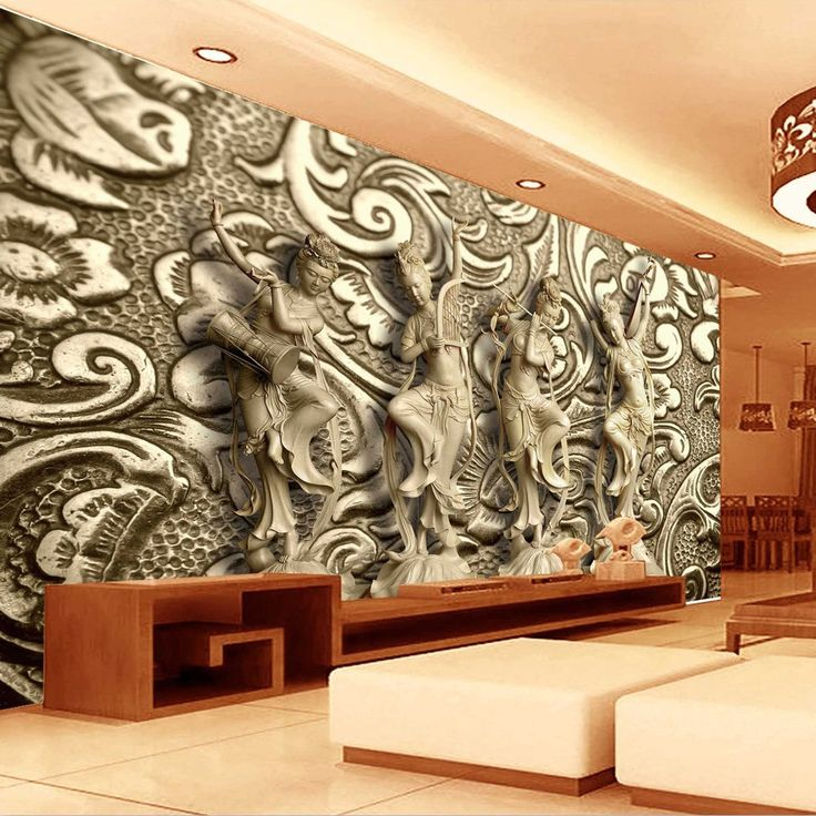 Custom-Photo-Wallpaper-3D-Stereoscopic-Relief-Statue-Living-Room-TV-Background-Wall-Painting-Wallpaper-Mural-Papel (2)
