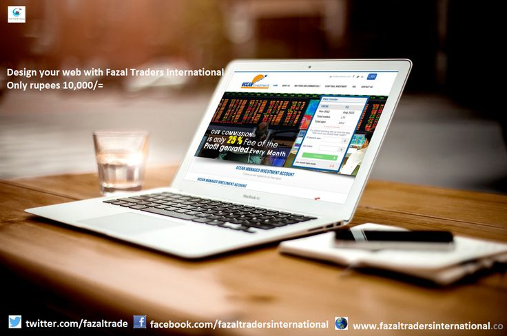 Design your web-site with ‪#‎Fazal_Traders_International‬ only rupees 10,000/= PKR USD 100/= Dollar Canadian Dollar 124/=  British Pound 100/= Euro 100/= Contact: +92 0331 8106761 E-mail: asif@fazaltradersinternational.com http://fazaltradersinternational.com/…/tech-world/tech-wor…/ ‪#‎Design‬ ‪#‎Website‬ With ‪#‎Fazal_Trade_and_Company‬ ‪#‎Tech_World‬ ‪#‎British‬ ‪#‎UK‬ ‪#‎USA‬ ‪#‎America‬ ‪#‎UAE‬ ‪#‎Dubai‬ ‪#‎Canada‬ ‪#‎London‬ ‪#‎aroundtheworld‬ ‪#‎global‬