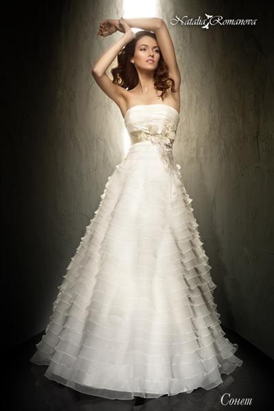 Свадебные платье в стиле принцесса