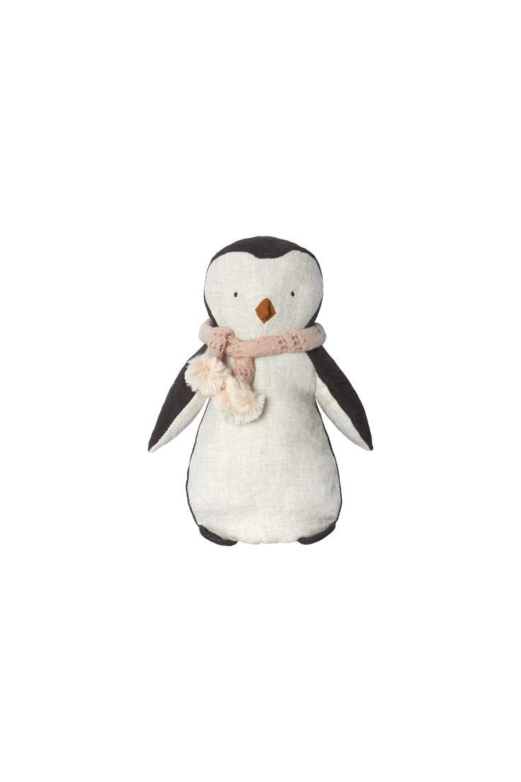 La douce Madame Pingouin!
