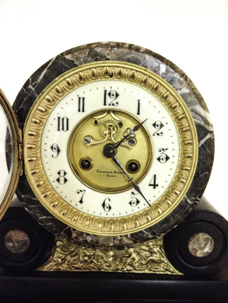 OROLOGIO DA CAMINO Delaplace - Michon - Vendita orologi d'epoca   Passione Antiqua