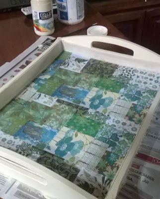 (Estilo Ye): DIY #7 Bandeja reciclada