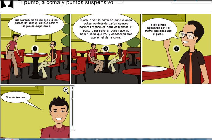 El punto y la coma