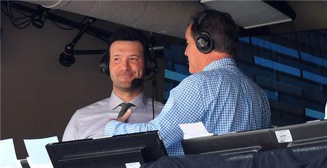 Tony Romo named '2017 Media Person of the Year'