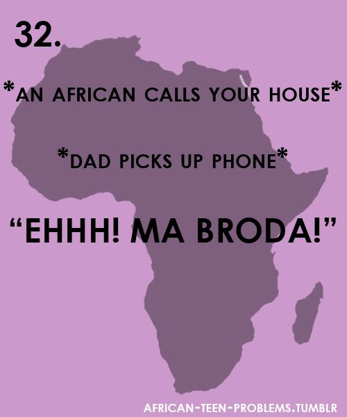 African Problems