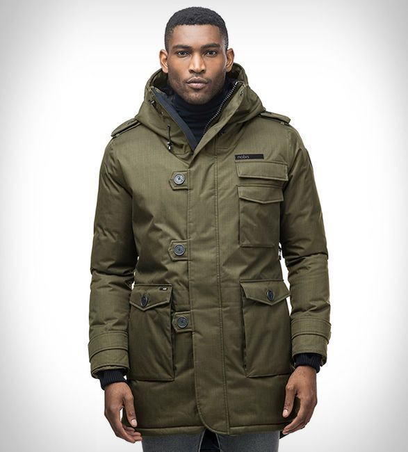 Military Winter Parka