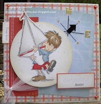 Another LOTV card .... http://thecraftbucket.blogspot.co.uk/