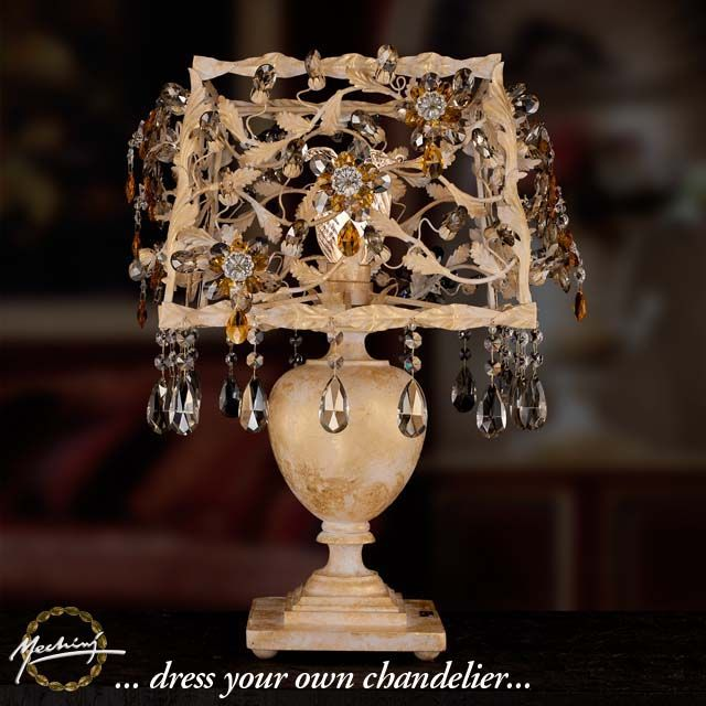 Are You Looking For A Crystal Table Lamp? Have A Look At Our Unique  Collection
