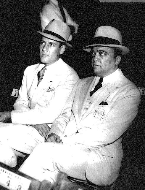 Viral History: J. Edgar Hoover and Clyde Tolson -- the actual photos